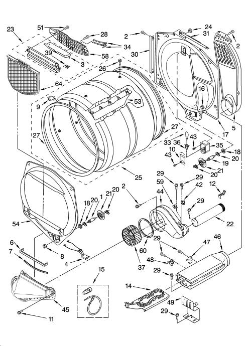 small resolution of whirlpool gew9250pw1 bulkhead parts diagram