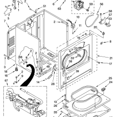 Whirlpool Gold Ultimate Care Ii Dryer Wiring Diagram Bmw E30 Radio Model Lgq9508pw1 Residential Genuine Parts
