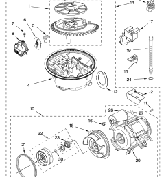 wiring diagram for whirlpool dishwasher manual e book parts diagram as well whirlpool washing machine parts [ 3348 x 4623 Pixel ]