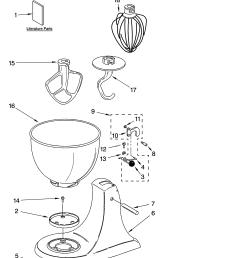 kitchen mixer wiring diagram [ 3348 x 4623 Pixel ]