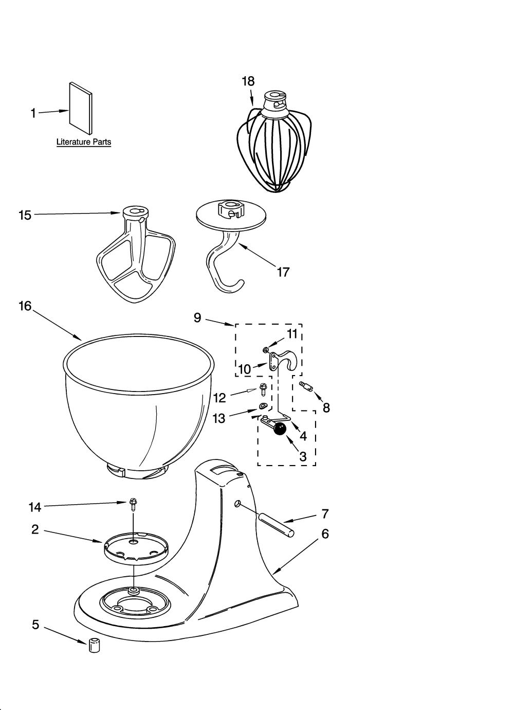 medium resolution of kitchen mixer wiring diagram