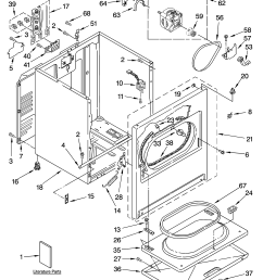 w0607154 00001 whirlpool residential dryer parts model wed5500sq0 sears at highcare asia whirlpool wed5500sq0 wiring diagram  [ 3348 x 4623 Pixel ]