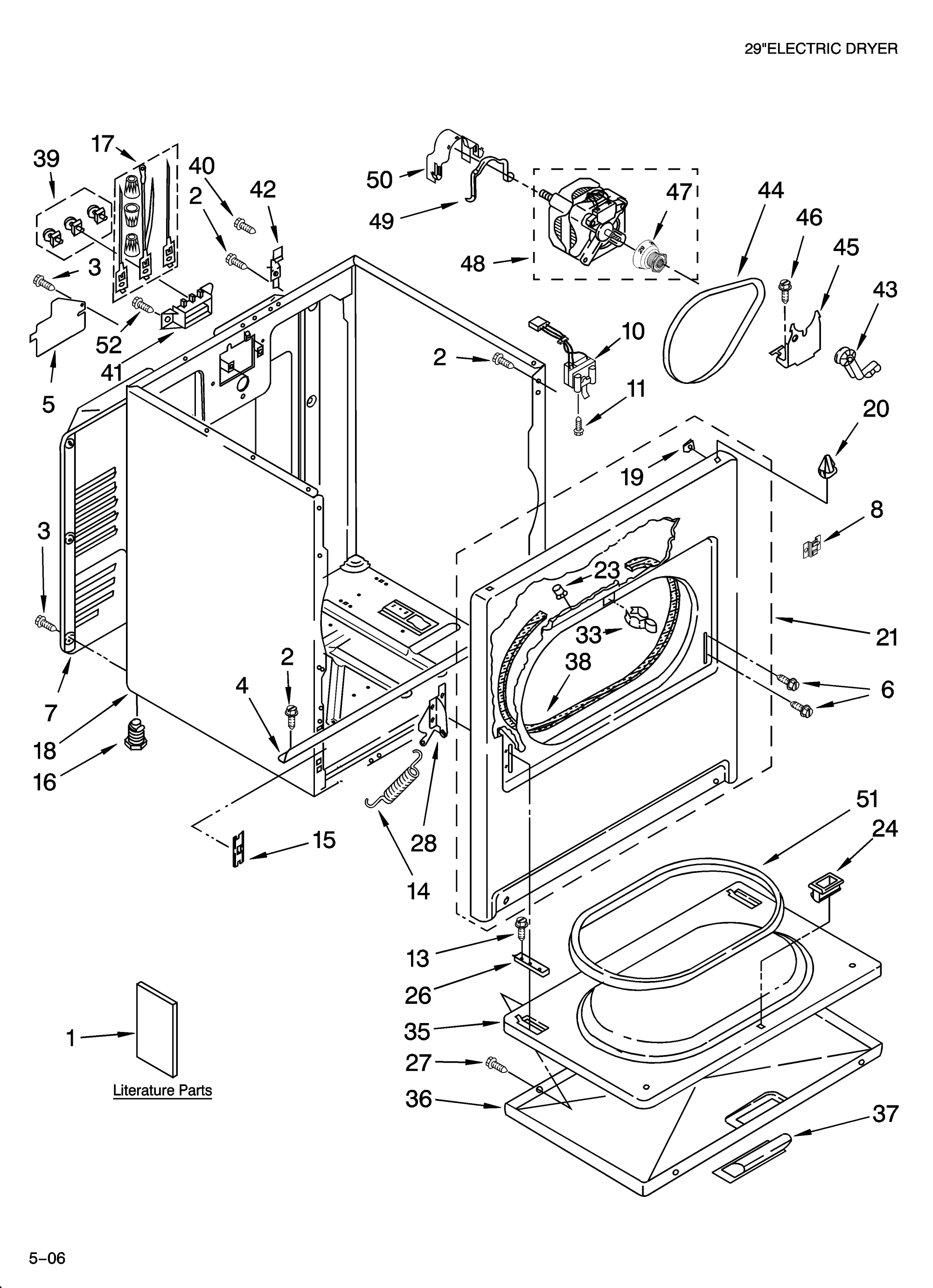 hight resolution of whirlpool wed5840sw0 cabinet parts diagram