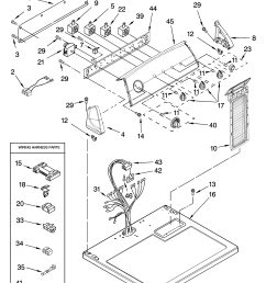 whirlpool dryer wiring diagram wed5840sw0 [ 3348 x 4623 Pixel ]