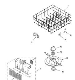 whirlpool dishwasher diagram [ 3348 x 4623 Pixel ]