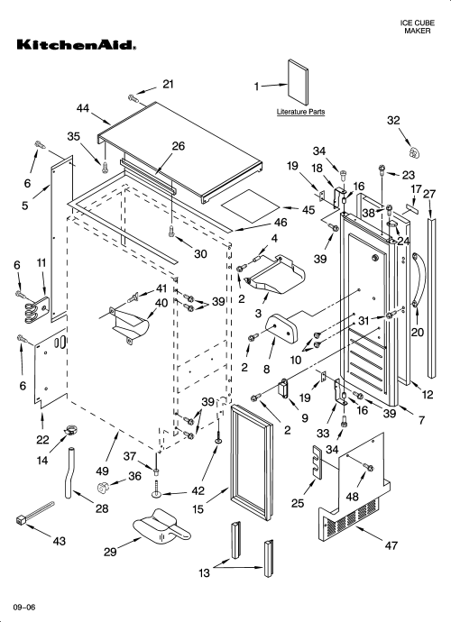 small resolution of  kitchenaid ice maker diagram images gallery