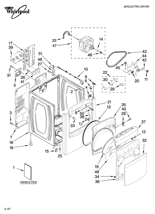 small resolution of looking for whirlpool model wed6400sw1 dryer repair replacement parts diagram further whirlpool cabrio dryer parts diagram on cabrio dryer