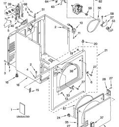 inglis dryer wiring diagram [ 3348 x 4623 Pixel ]