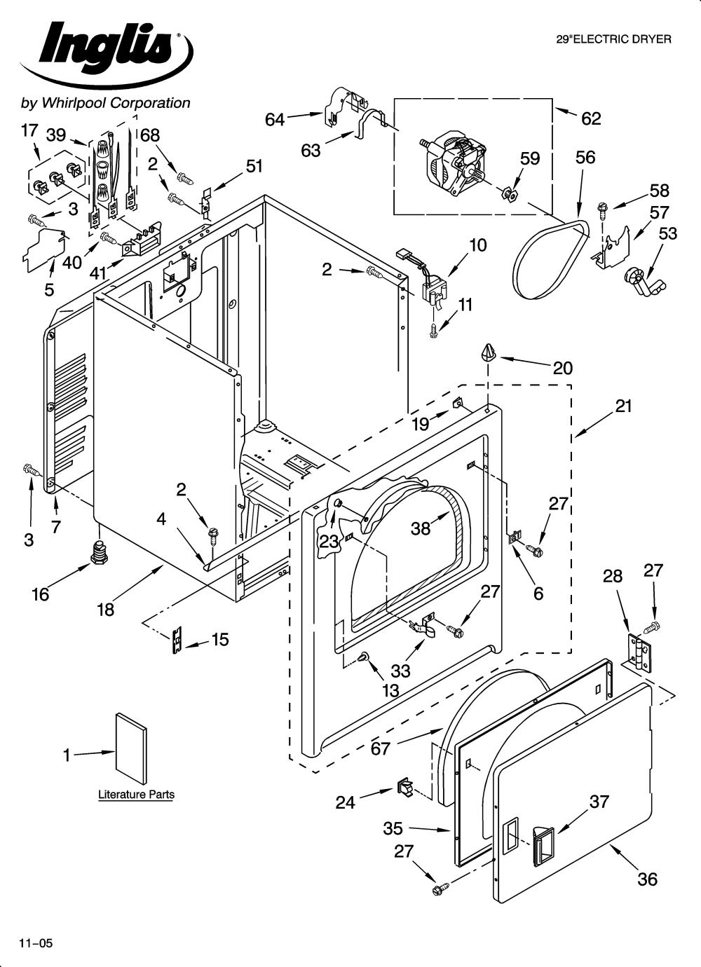 medium resolution of inglis dryer wiring diagram