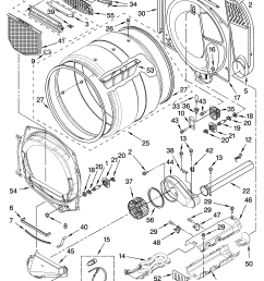 whirlpool model wed8300sw0 residential dryer genuine partsmaytag duet dryer wiring diagram 21 [ 3348 x 4623 Pixel ]