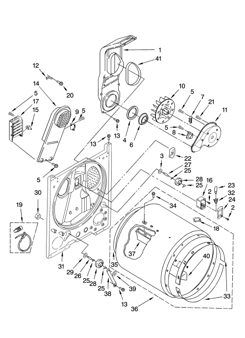 small resolution of maytag dryer belt diagram along with maytag dryer med5870tw0 repair looking for maytag model med5870tw0 dryer