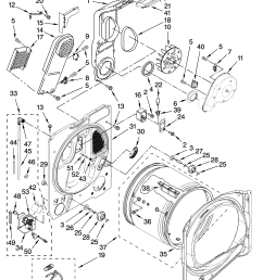 looking for whirlpool model wed6600vw0 dryer repair replacement parts whirlpool dryer diagram whirlpool dryer diagram [ 3348 x 4623 Pixel ]