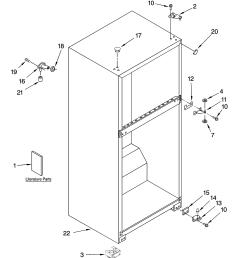 favorite roper refrigerator parts roper refrigerator parts 3348 x 4623 71 kb png [ 3348 x 4623 Pixel ]
