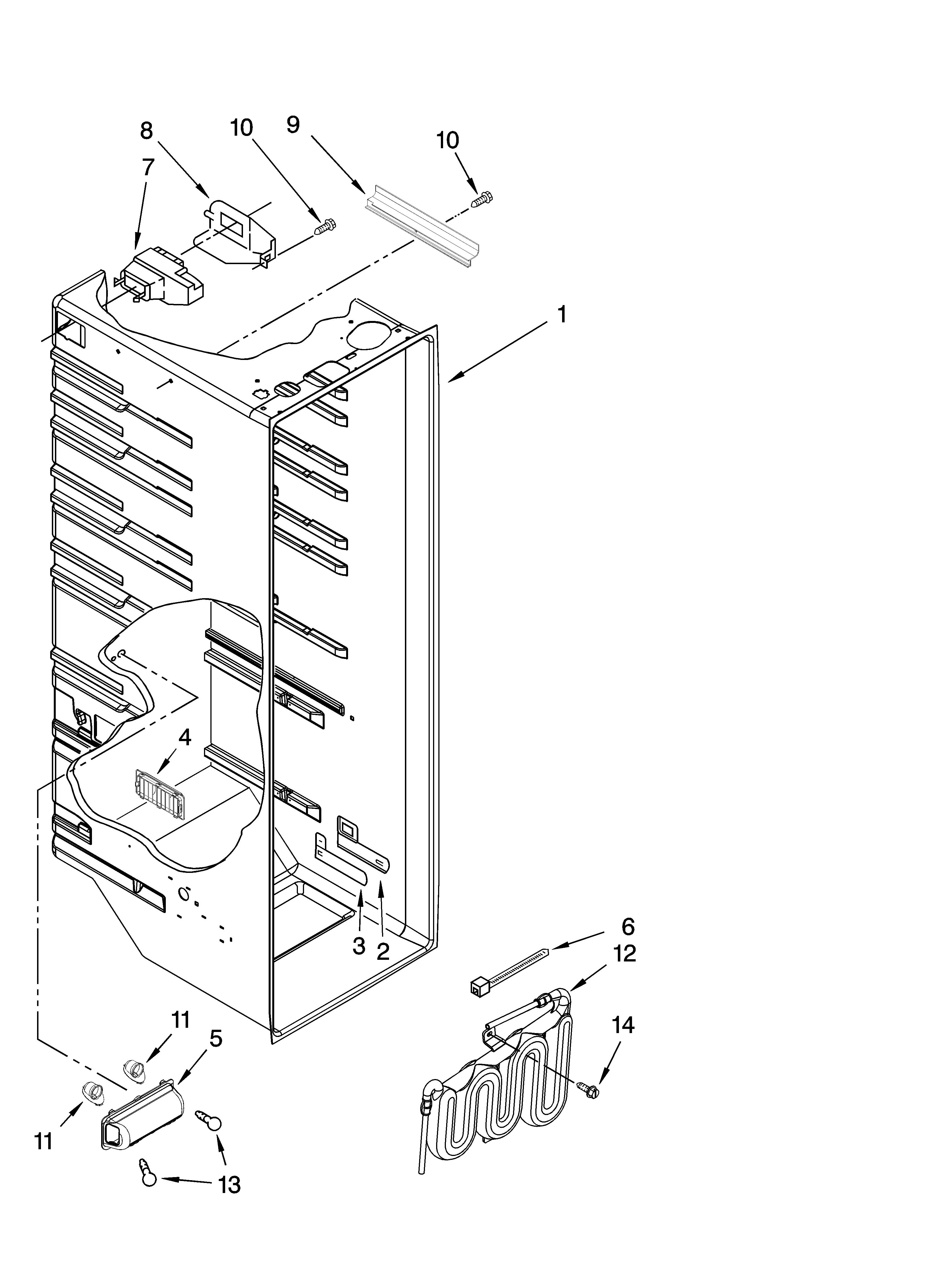 Refrigerators Parts: Parts Refrigerator