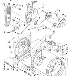 whirlpool dryer parts photos [ 3348 x 4623 Pixel ]