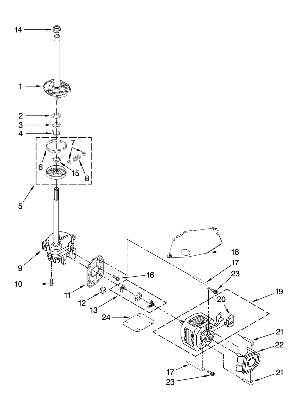 medium resolution of pictures of roper washer repair manual