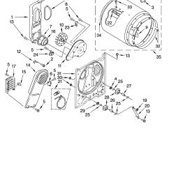 admiral dryer aed4475tq1 wiring diagram [ 3348 x 4623 Pixel ]
