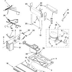 Ge Monogram Refrigerator Parts Diagram Volcano Pipe Stove Engine And Wiring