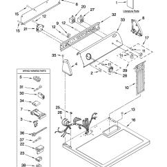 Whirlpool Gold Dryer Wiring Diagram Transducer Duet Steam Schematic Inglis