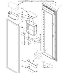 Jenn Air Refrigerator Parts Diagram Led Trailer Lights Wiring Australia 16