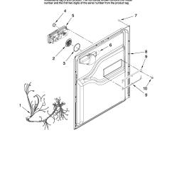 Maytag Dishwasher Wiring Diagram Go Kart Engine 9 Parts