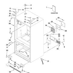 Jenn Air Refrigerator Parts Diagram How To Fill Out A Venn Model Jfi2089ats2 Sears