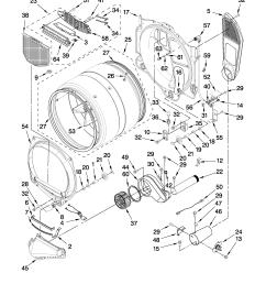 whirlpool dryer parts diagram on whirlpool dryer model number [ 2550 x 3300 Pixel ]