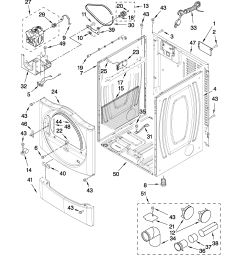 whirlpool gas dryer parts diagram together with whirlpool gas dryer [ 2550 x 3300 Pixel ]