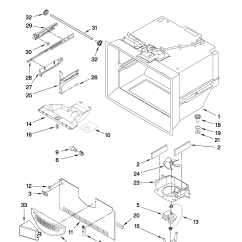 Jenn Air Refrigerator Parts Diagram Towbar Electrics Wiring 7 Pin Images Of
