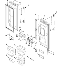 whirlpool parts schematic electrical schematic wiring diagram whirlpool fridge schematics [ 2550 x 3300 Pixel ]
