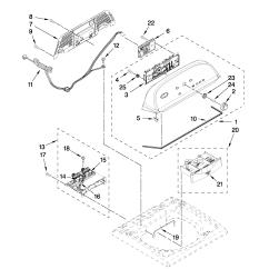 Whirlpool Duet Dryer Parts Diagram Chamberlain Garage Door Openers Wiring Cabrio Washing Machine Schematics