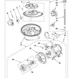 kitchenaid dishwasher wiring harnes diagram [ 1701 x 2201 Pixel ]
