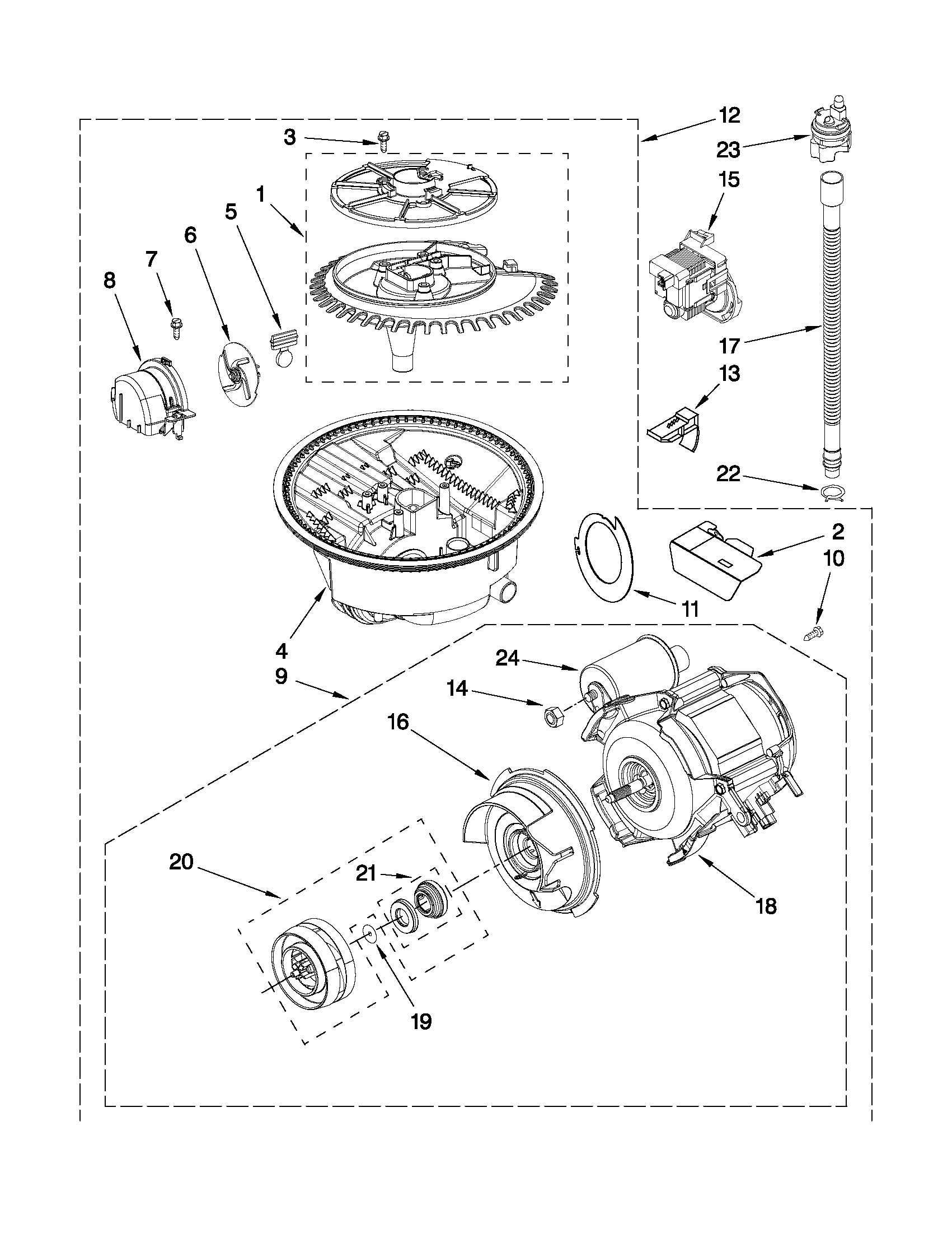 Kitchenaid quiet scrub dishwasher manual