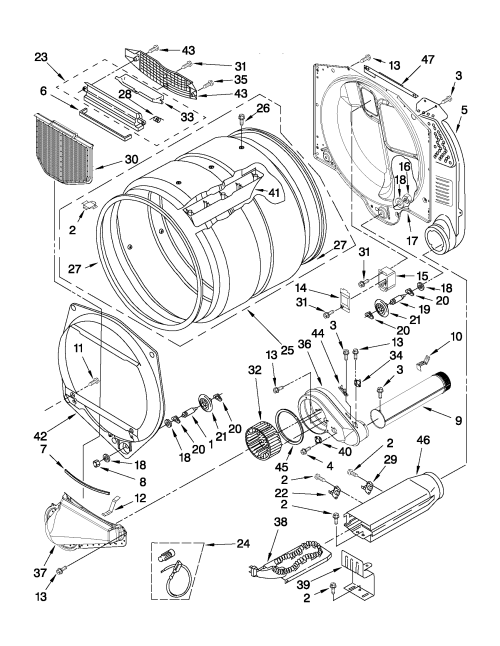 small resolution of model wiring whirlpool diagram dryer ler7646aw2 wiring