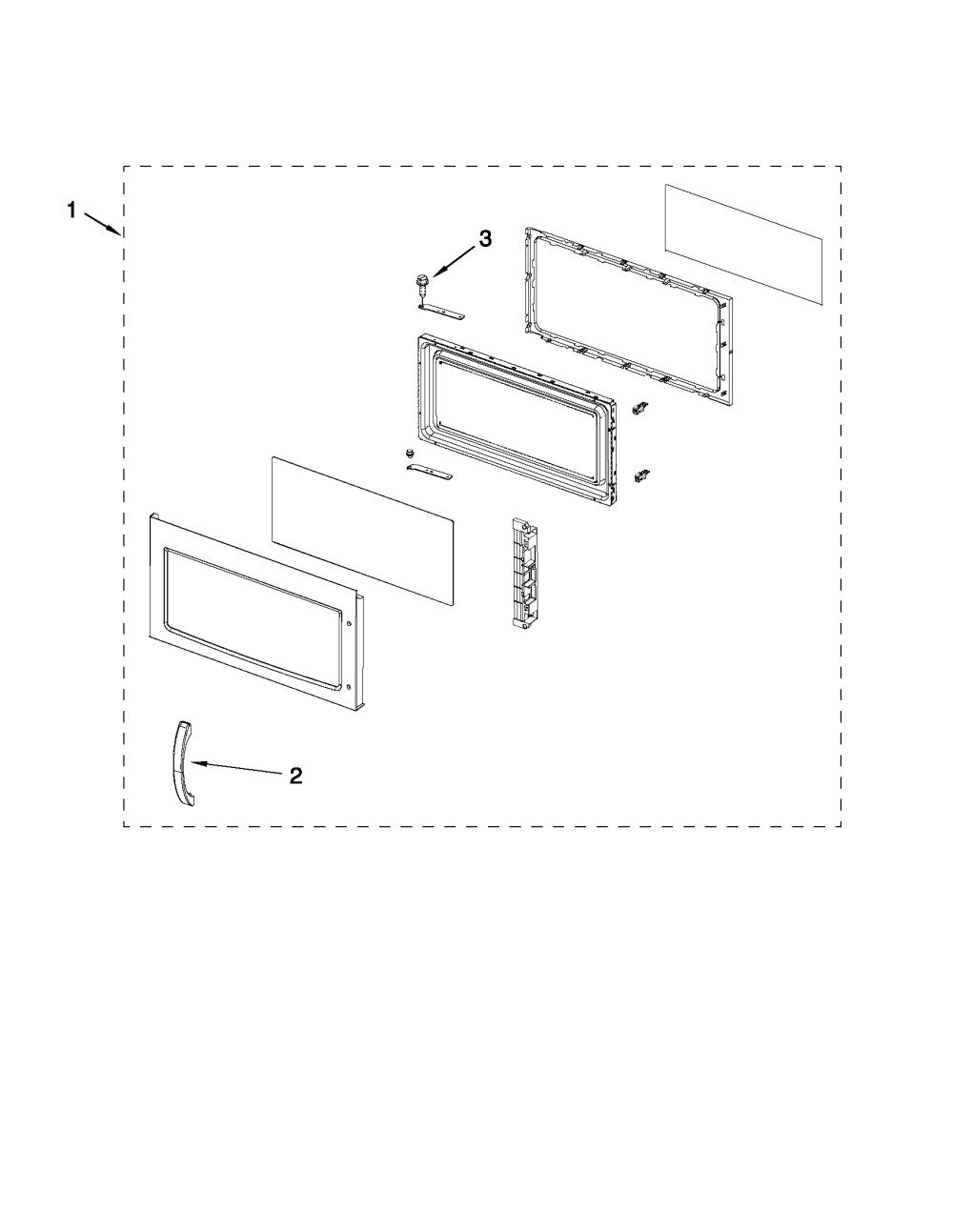 medium resolution of maytag mmv1164ws2 door parts diagram
