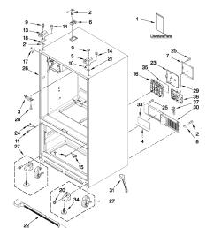 maytag mfi2665xew6 wiring schematic wiring diagrams simplemaytag model mfi2665xew6 bottom mount refrigerator genuine parts maytag mfi2665xew6 [ 1701 x 2201 Pixel ]