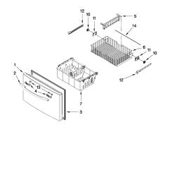 maytag model mfi2665xew6 bottom mount refrigerator genuine partsmaytag mfi2665xew6 wiring schematic 3 [ 1701 x 2201 Pixel ]