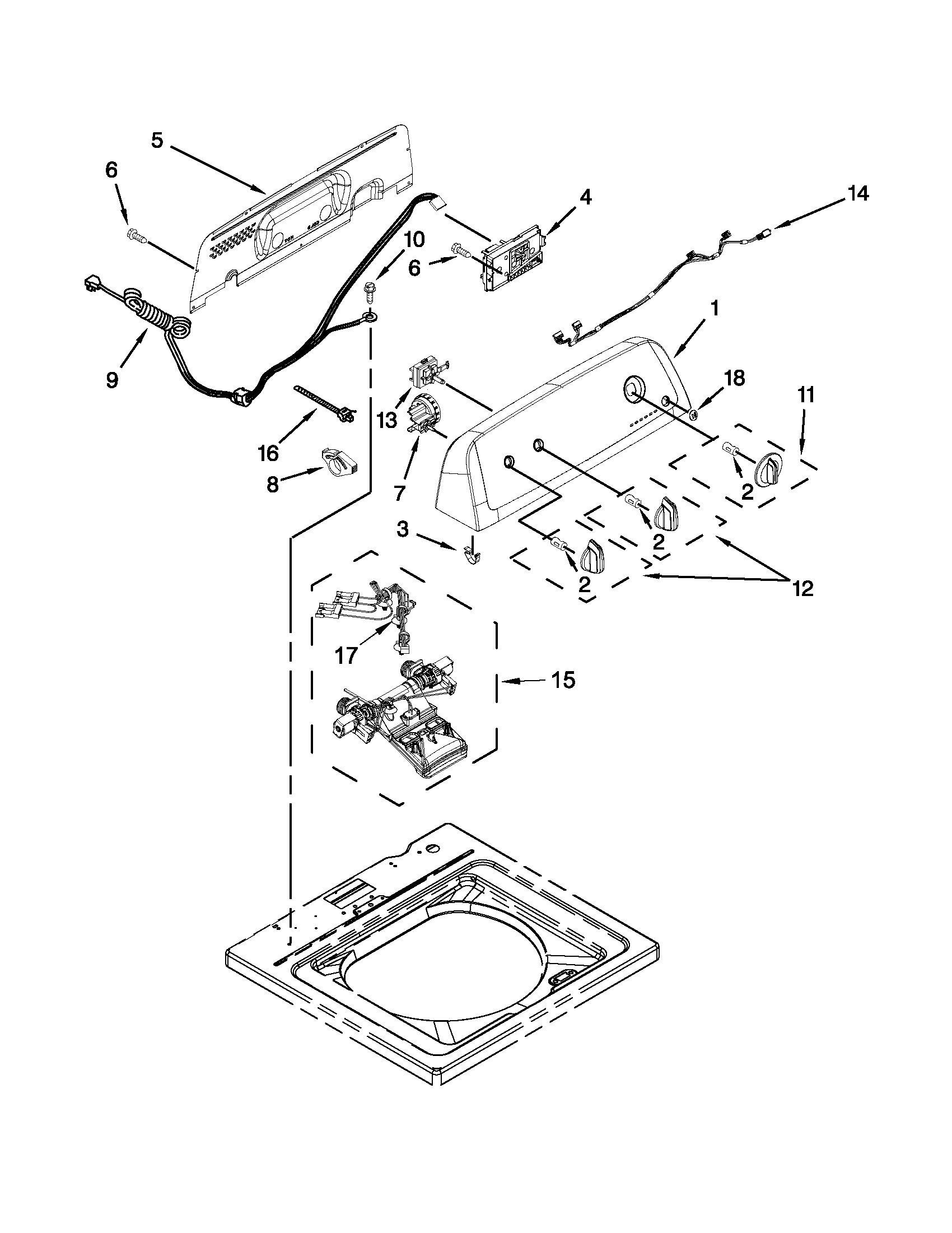 Admiral Washer Motor Wiring Diagram