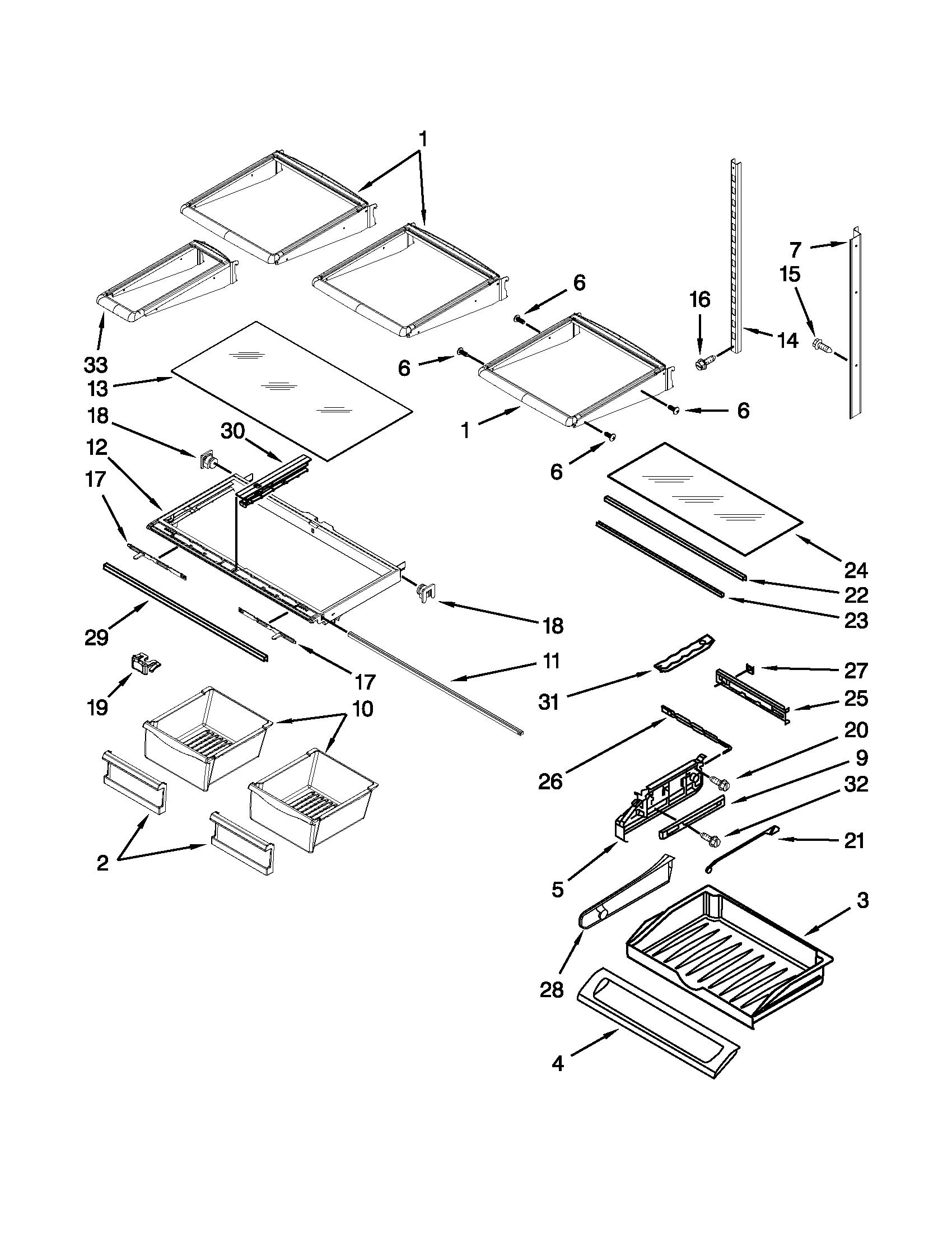 Maytag Refrigerator Thermistor Diagram : 38 Wiring Diagram