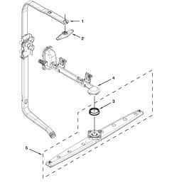 kitchenaid dishwasher wiring harnes diagram [ 1700 x 2201 Pixel ]