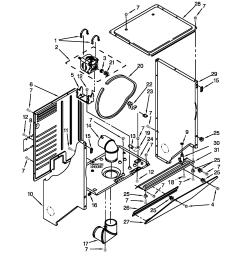 wiring diagram of whirlpool washing machine [ 1700 x 2200 Pixel ]
