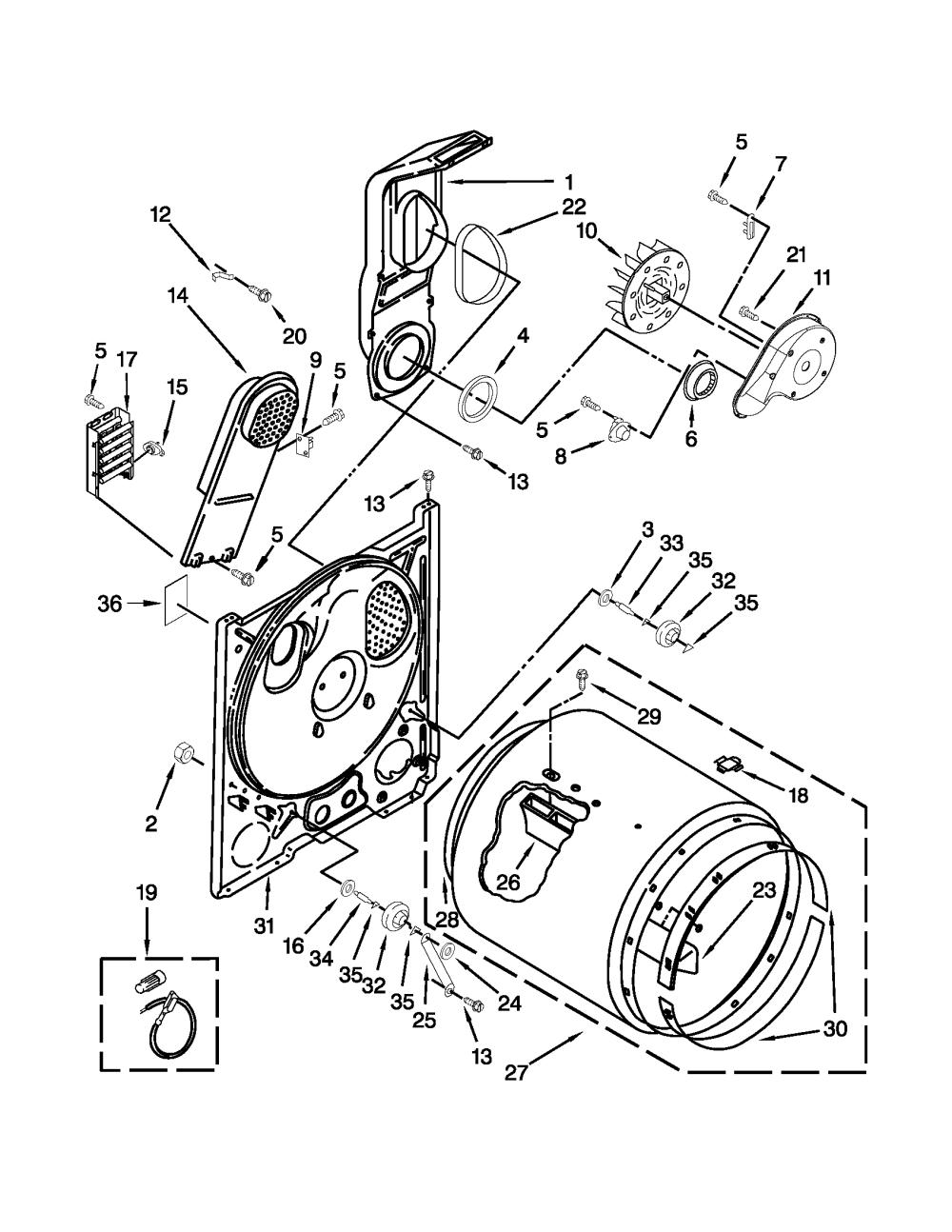 medium resolution of bulkhead part