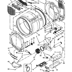 How To Read Electrical Wiring Diagrams Draw Plc Diagram Residential 101 Database Maytag Washer Motor Repalcement Parts And Installation Model Mede200xw1