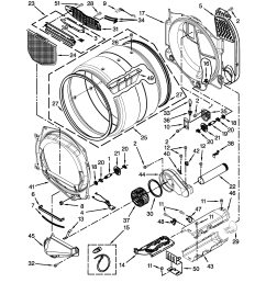 dryer schematic diagram [ 2550 x 3300 Pixel ]