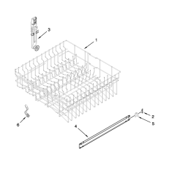 Maytag Dishwasher Wiring Diagram Kia Rio 2007 Stereo Mdb5100awq Awq  Creativeand Co