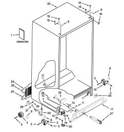 looking for whirlpool model wrs322fdat00 side by side refrigerator whirlpool refrigerator defrost timer wiring diagram whirlpool refrigerator diagram [ 2550 x 3300 Pixel ]