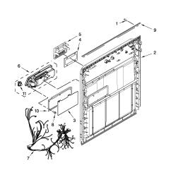 amana model adb1100aww5 dishwasher genuine parts rh searspartsdirect com amana dryer wiring diagram amana dishwasher pump [ 2550 x 3300 Pixel ]