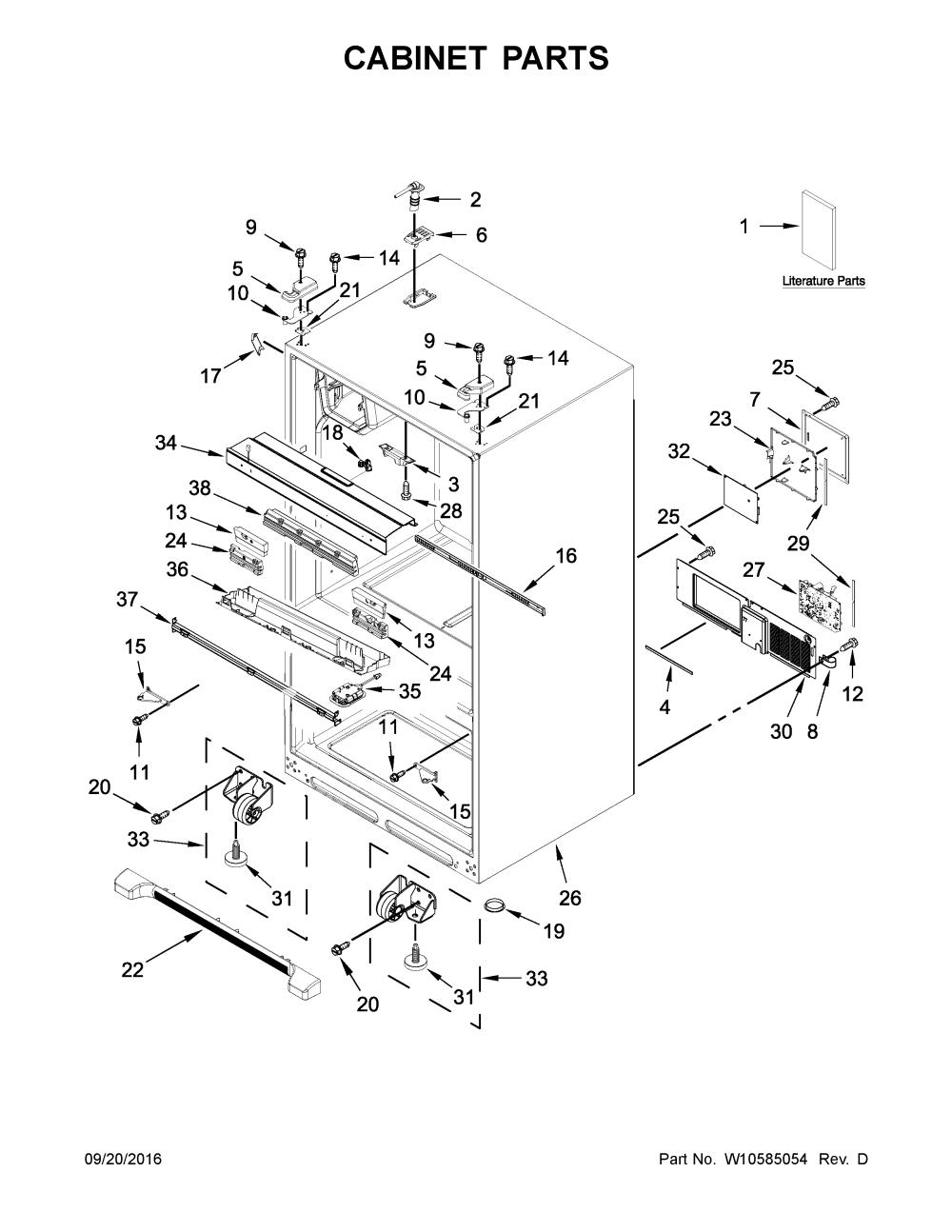 medium resolution of  electrolux wrx sdbm whirlpool ice maker wiring diagram on sub zero ice maker wiring electrolux ice
