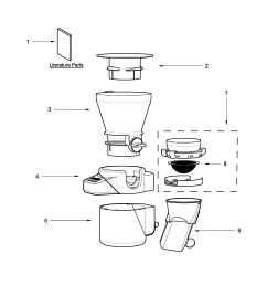 kitchenaid ksmsfta0 sifter and scale attachment parts diagram [ 2550 x 3300 Pixel ]