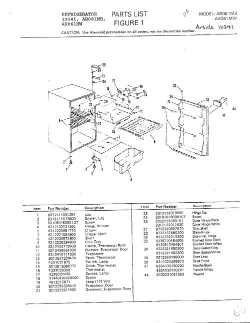 small resolution of favorite sanyo mini refrigerator parts sanyo mini refrigerator parts 1224 x 1584 31 kb png